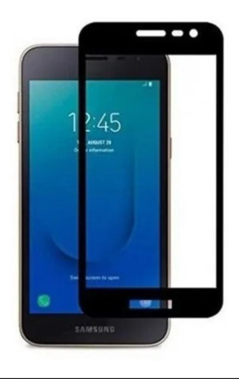 Película 3D de Vidro Samsung J2 CORE com Borda Preta P3D-J2CORE-PR