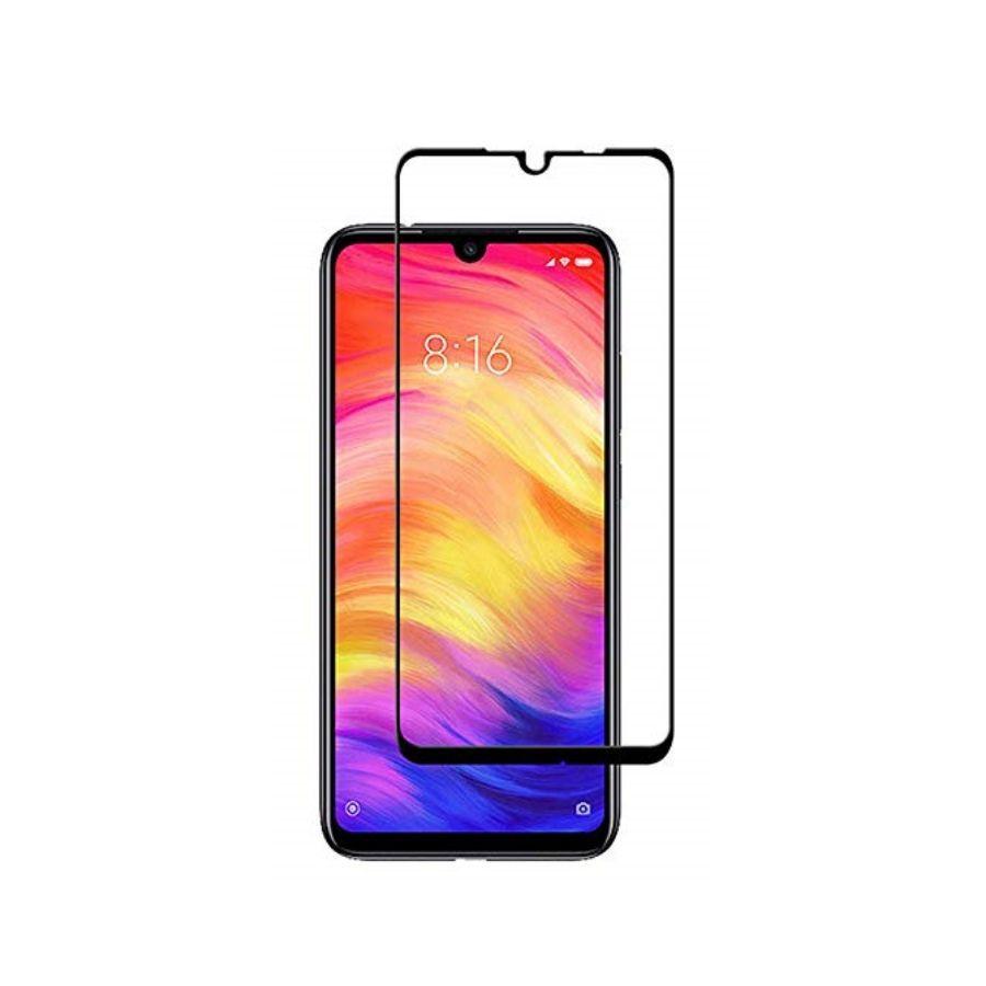 Película 9D de Vidro Xiaomi Note 7 com Borda Preta P9D-NOTE7-PR