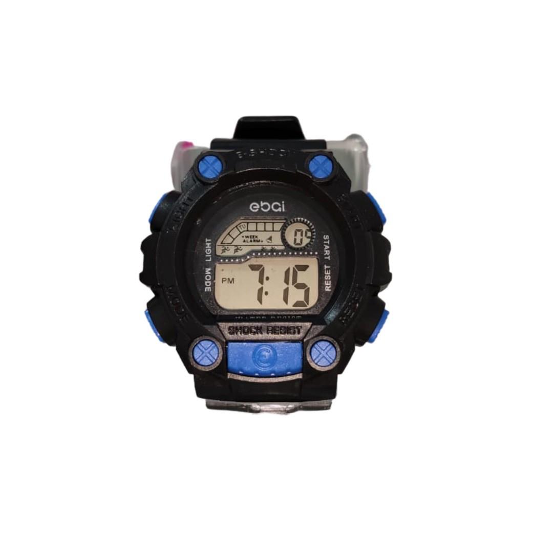 Relógio Digital G-shock Resistente a Água Ebai FZF-73M