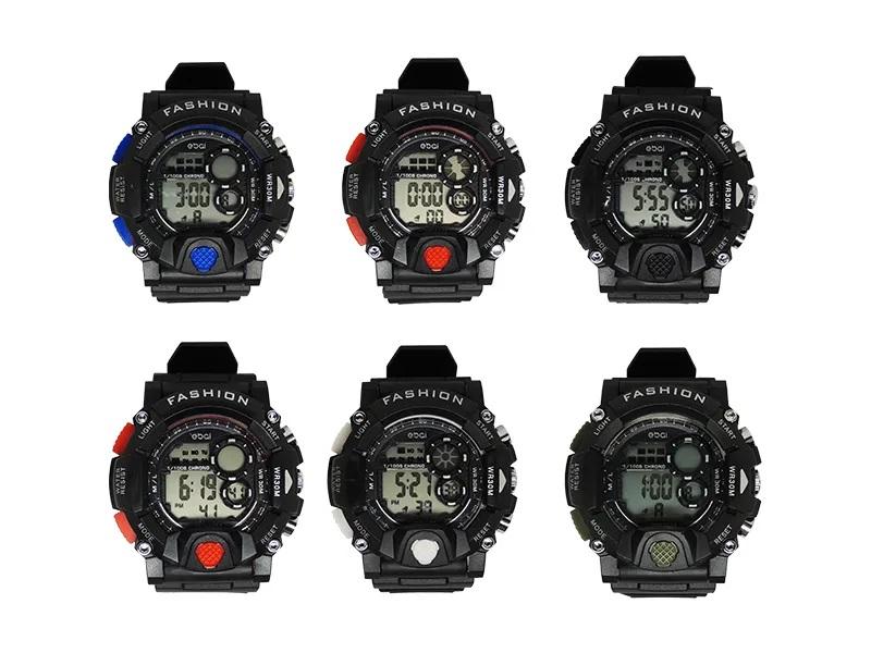 Relógio Masculino Digital Sport E-shock Resistente a Água Ebai FZF-396