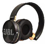 Fone De Ouvido Headset Bluetooth Everest Jb950 Preto