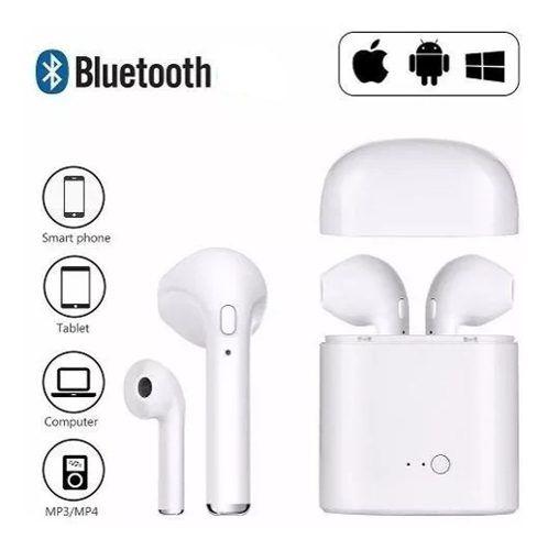 Fones De Ouvido Sem Fio Bluetooth I8s Tws Android E Ios