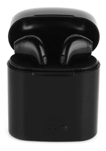 Fone Ouvido Bluetooth I7s 4.2 Par Tws Pro Sem Fio Case Base