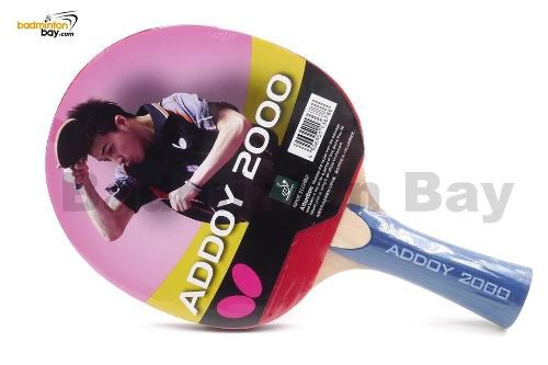 Raquete Butterfly Addoy 2000 Tenis De Mesa Profissional