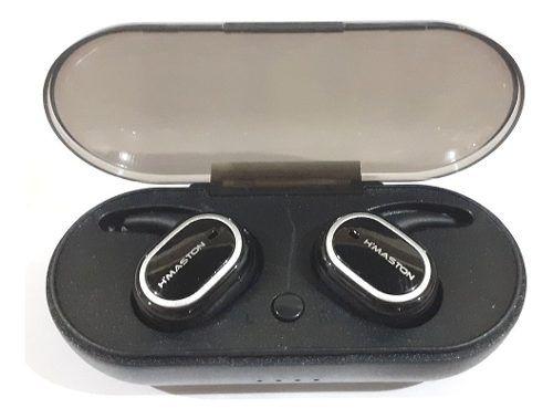 Fone Bluetooth H'maston Pro Ly-103 V5.0 Preto/cinza