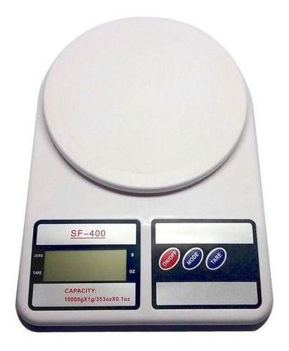 Balança De Precisão Digital De Cozinha Pesa De 1g A 10kg