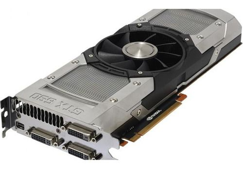 Placa De Vídeo Nvidia Geforce Gtx 690 4gb Gddr5 512-bits
