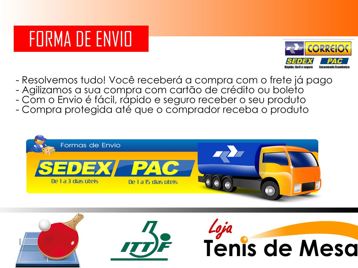 Borracha Tensionada Tenis De Mesa T88 I Pro Envio Imediato