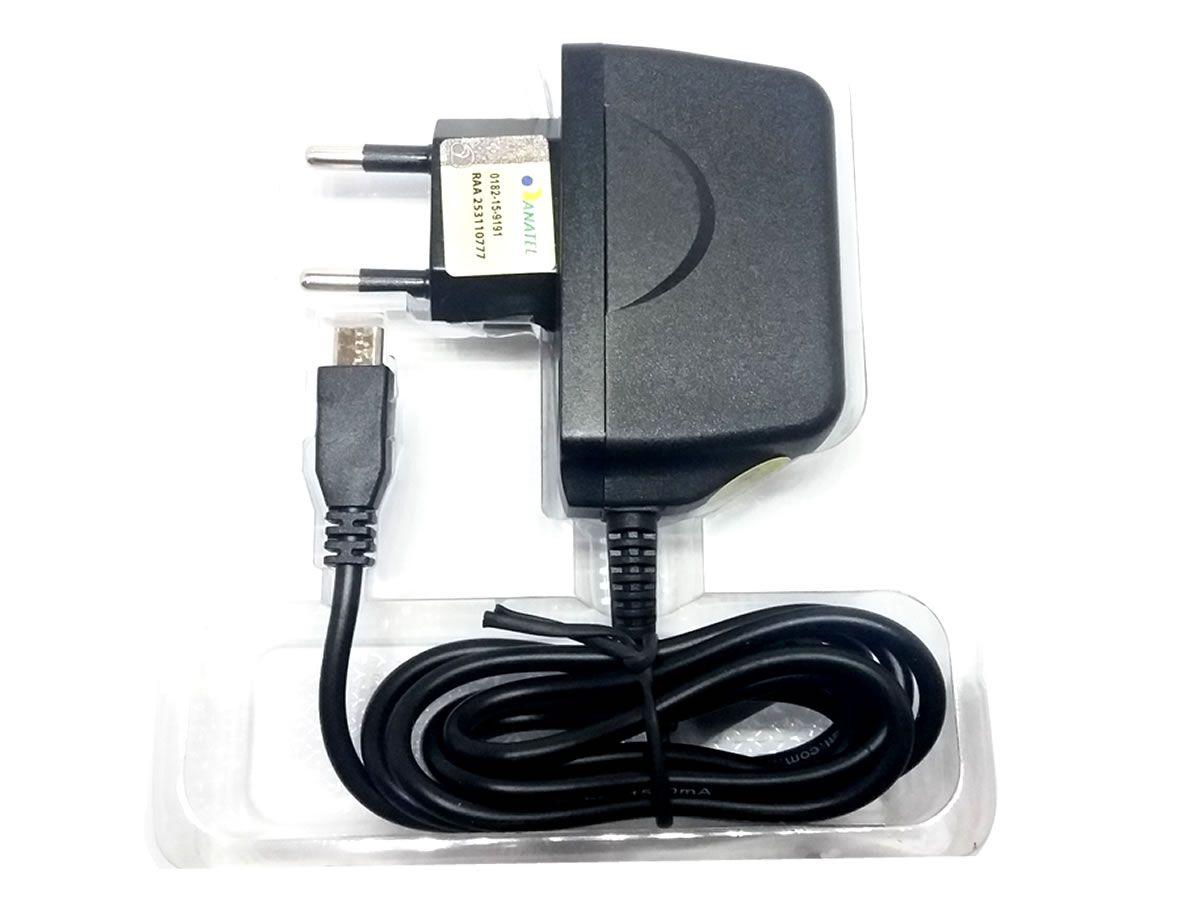 Carregador Turbo V8 Micro Usb Samsung Xcell 1,5a Anatel