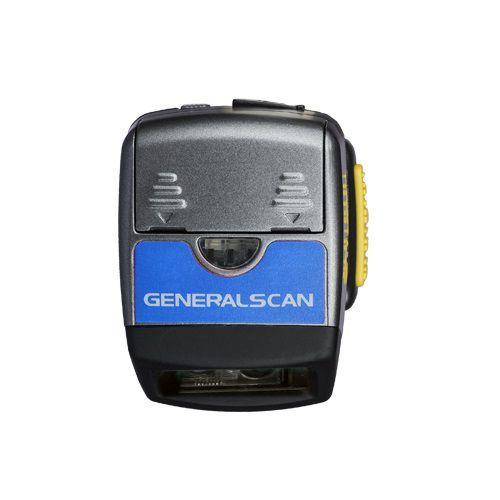 Anel Scanner de Códigos de Barras Laser Bluetooth 2D