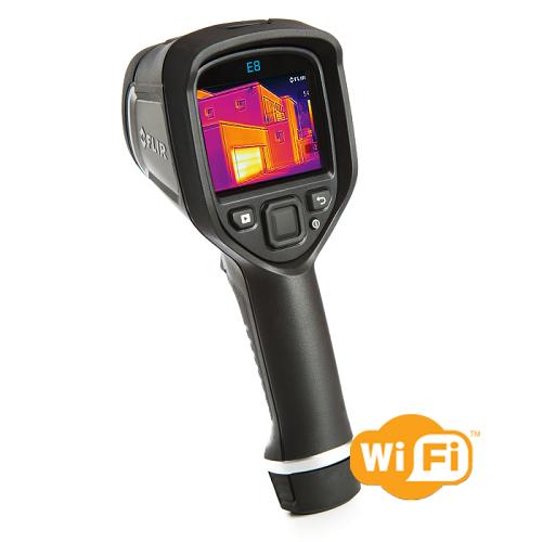 Câmera Térmica Portátil E8xt c/ Wi-Fi – FLIR
