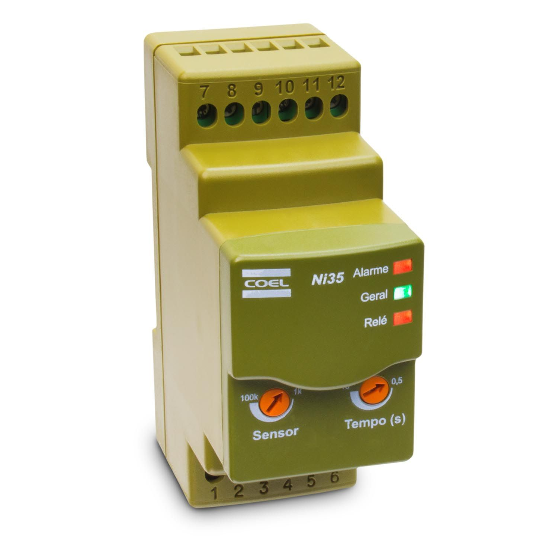 Controlador de Nível NI35W – COEL