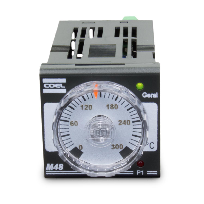 Controlador de Temperatura Analógico M48 – COEL