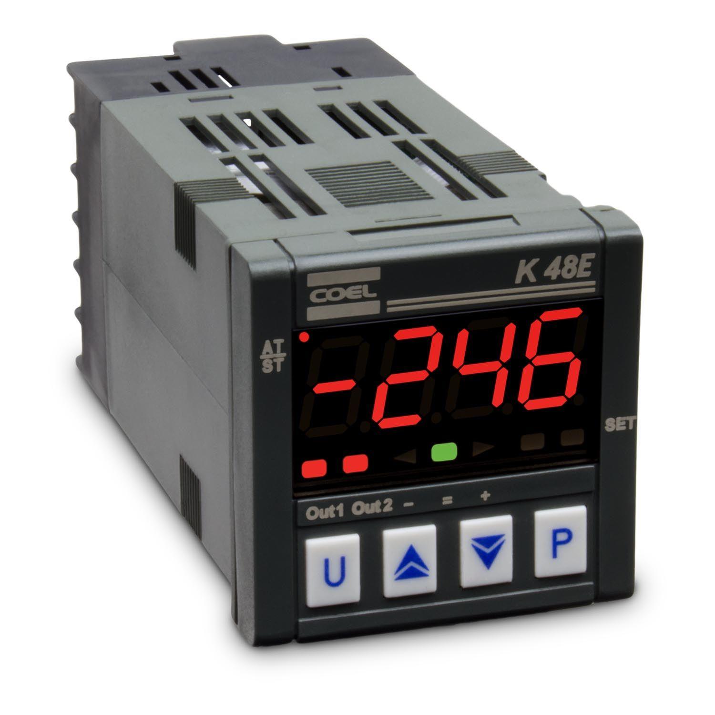 Controlador de Temperatura K48e – COEL