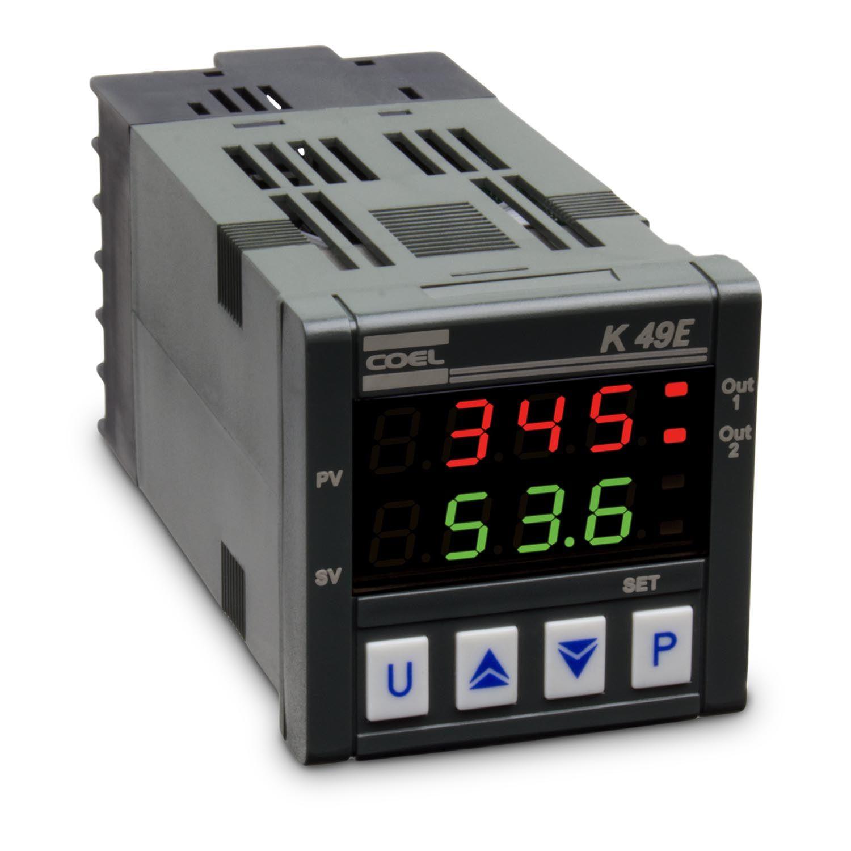 Controlador de Temperatura K49e – COEL