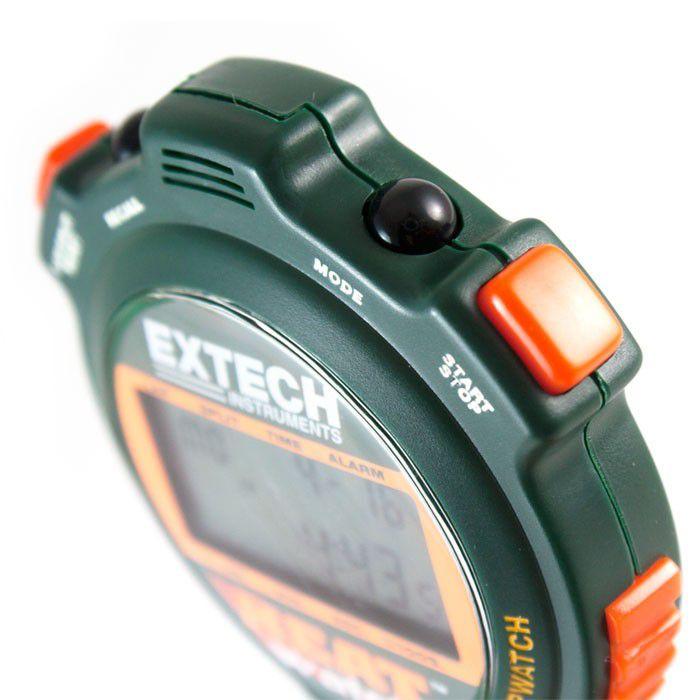 Cronômetro Com Medição De Temperatura/umidade Hw30 - Extech