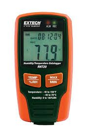 Datalogger Umidade E Temperatura Rht20 - Extech