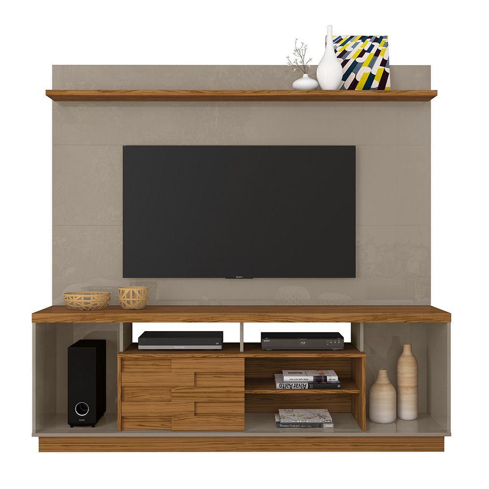 Combo Rack Bancada Adria com Painel Lorenzo 1.8 para TV de até 60 pol. - MADETEC