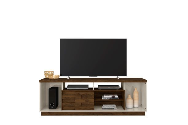 Rack Bancada Adria  pata TV de até 60 Pol. - MADETEC