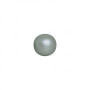 Esfera Decorativa M Enfeite De Mesa Cerâmica Cinza Fosco