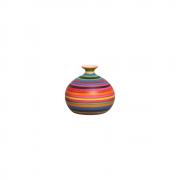 Vasinho Decorativo Maia P Decoração Cerâmica Colors