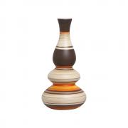 Vaso Decorativo Antares G Decoração Em Cerâmica New Sunset