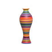 Vaso Decorativo Califórnia M Decoração Em Cerâmica Colors