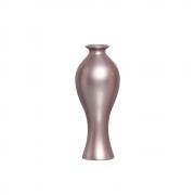Vaso Decorativo Califórnia P Decoração Cerâmica Lilás