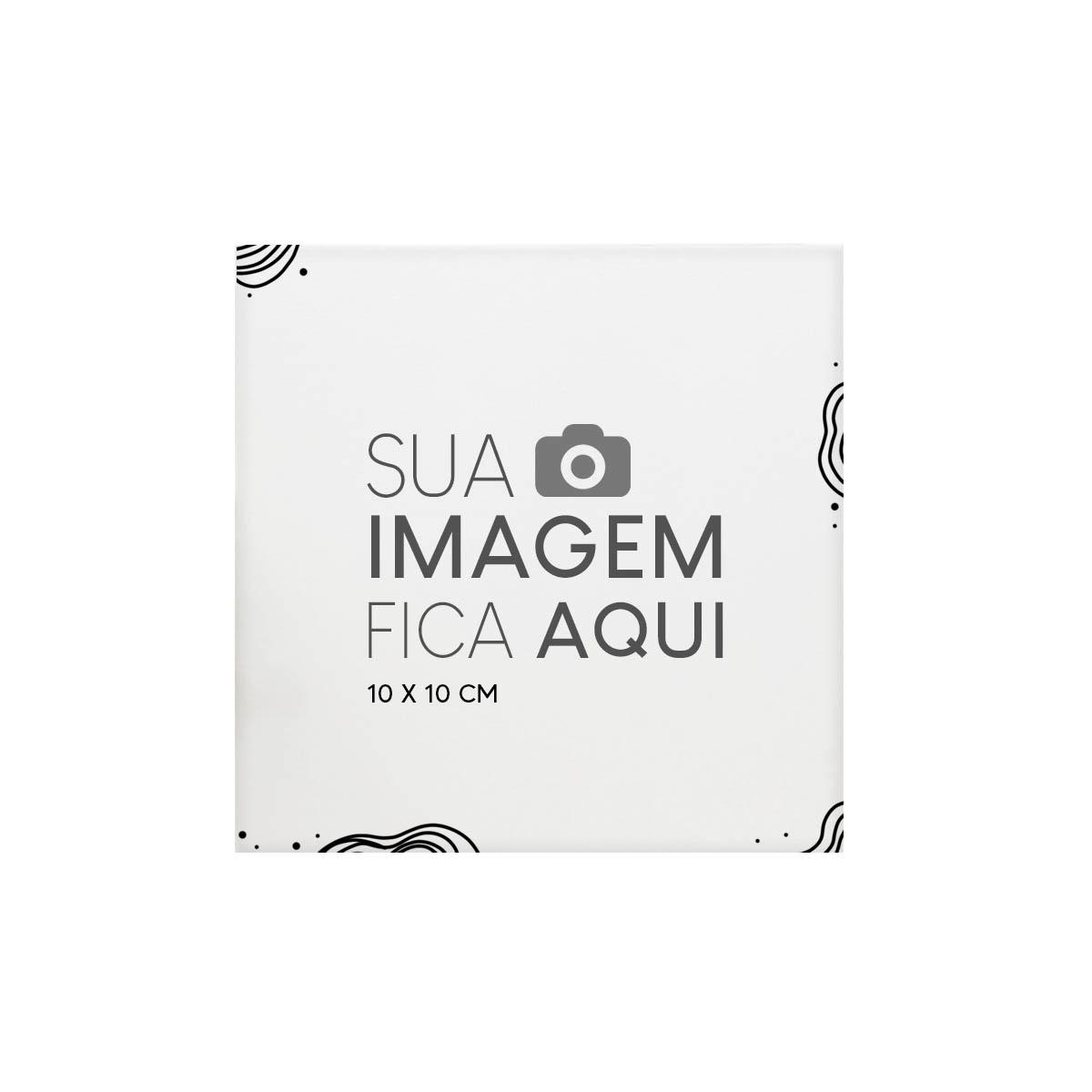 Azulejo Personalizado 10x10 cm