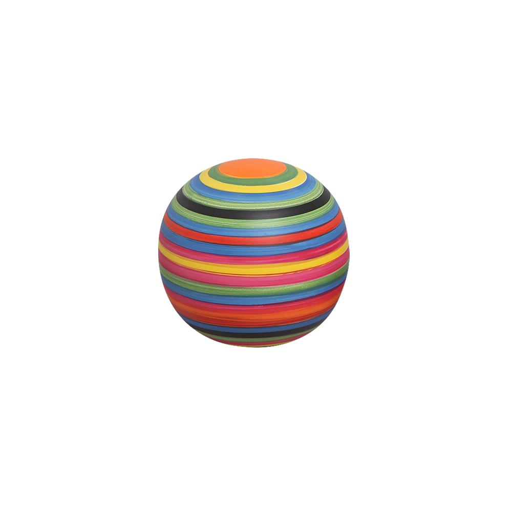 Esfera Decorativa G Decoração Em Cerâmica Colors
