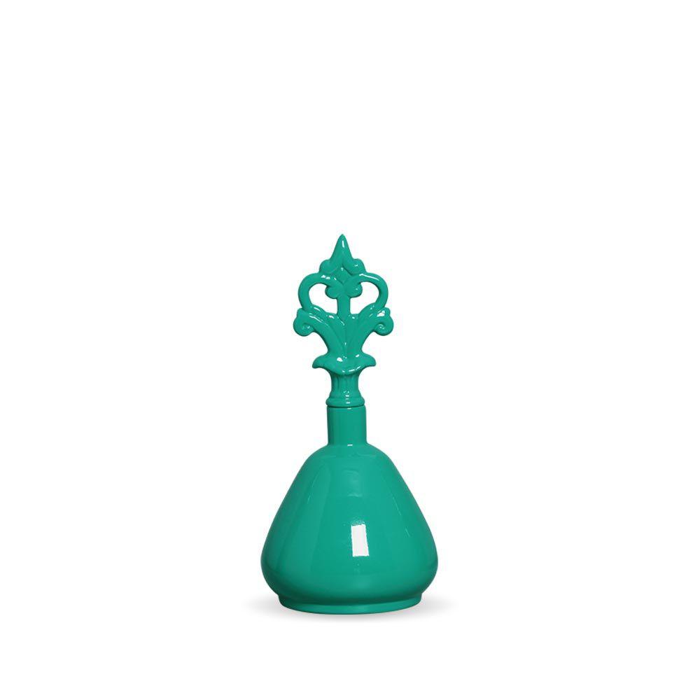 Garrafa Lins Pequeno Tiffany Mediterrâneo