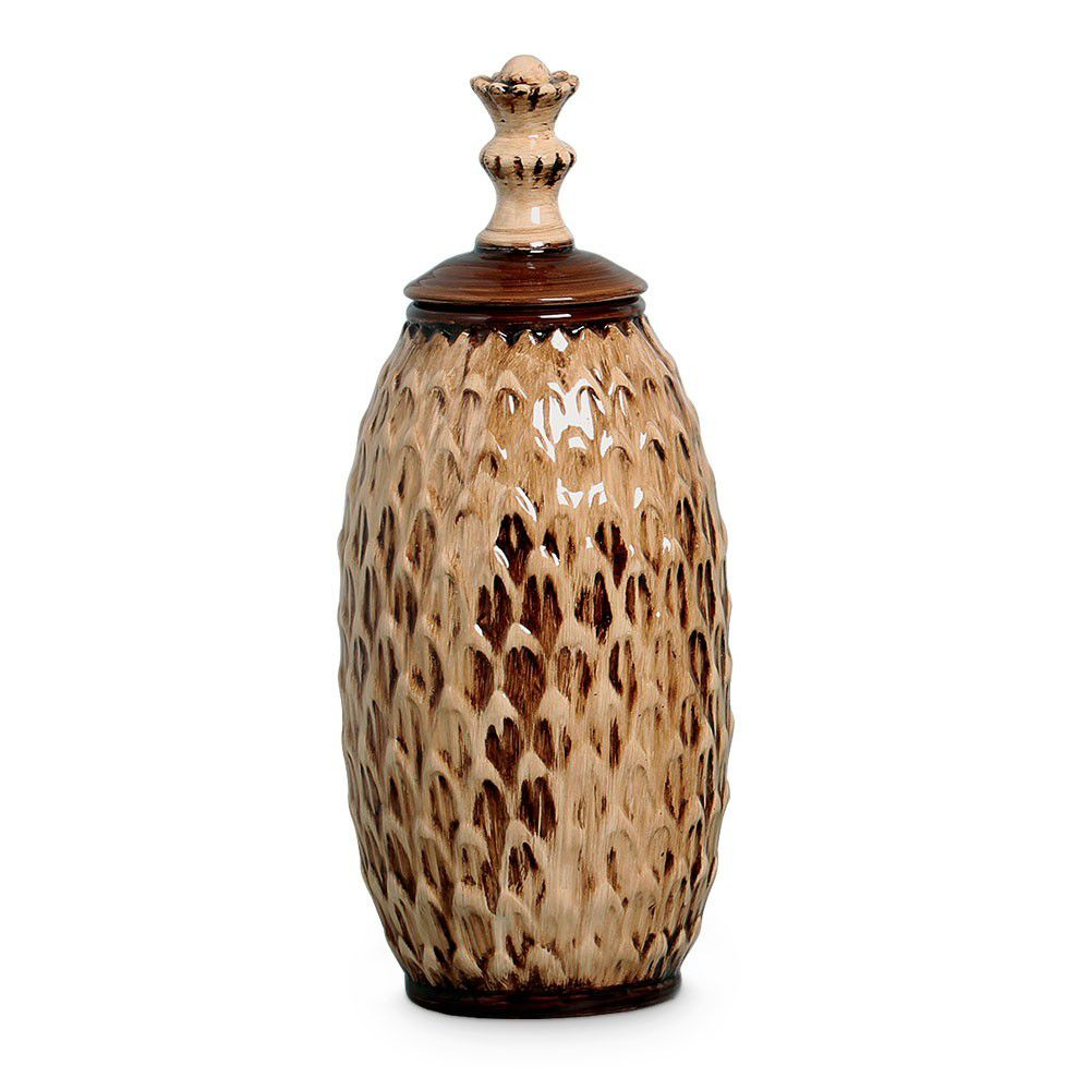 Pote Real Decoração Cerâmica Vintage