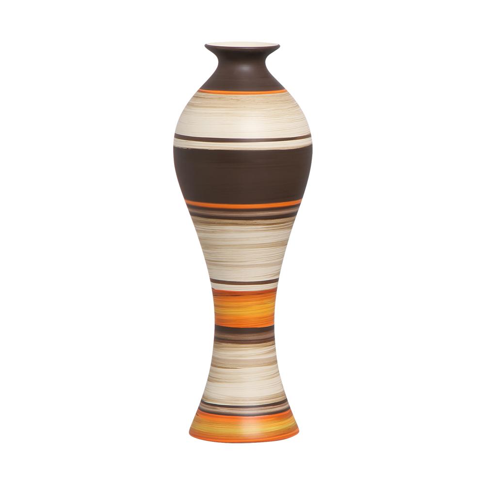 Vaso Decorativo Califórnia G Decoração Em Cerâmica New Sunset