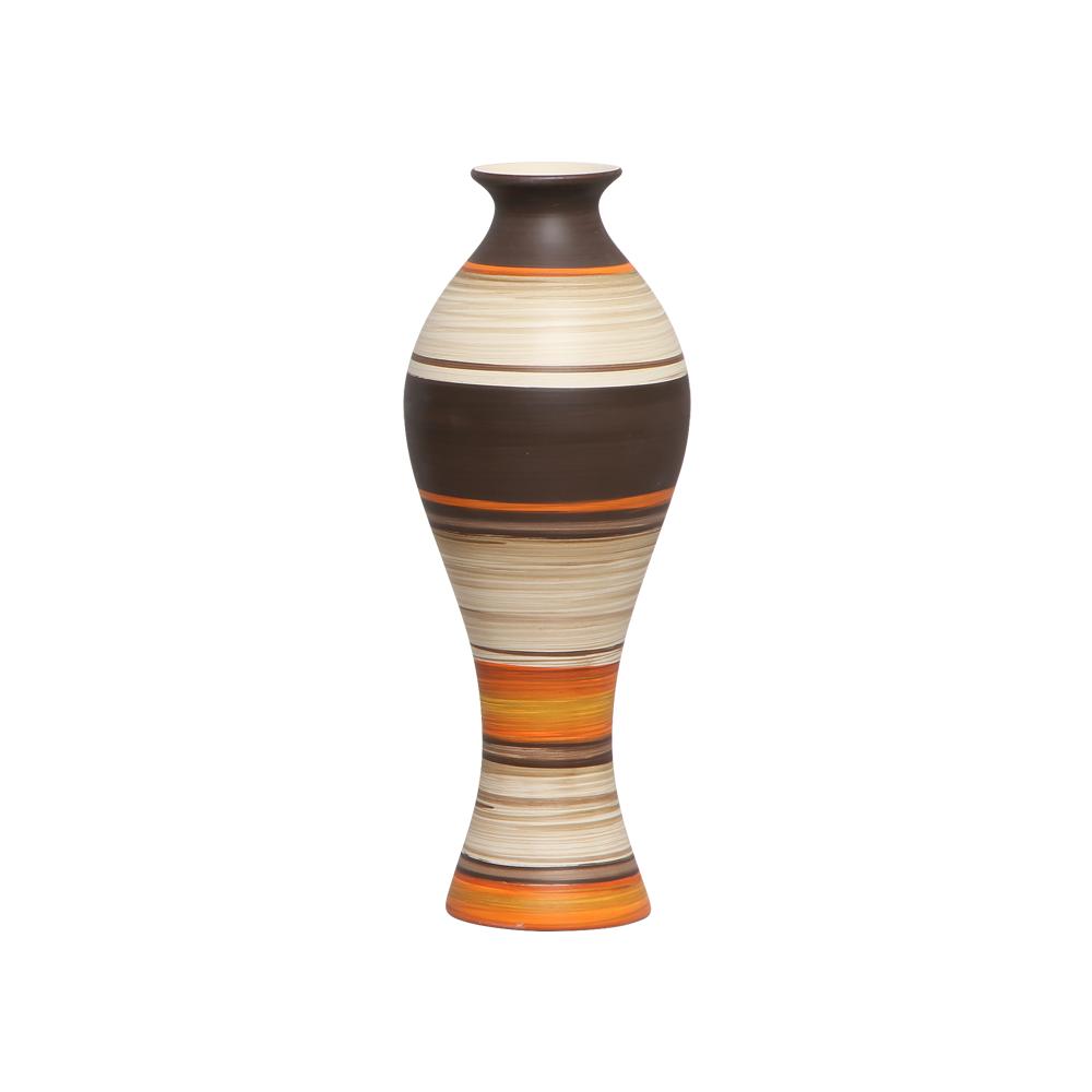Vaso Decorativo Califórnia M Decoração em Cerâmica New Sunset
