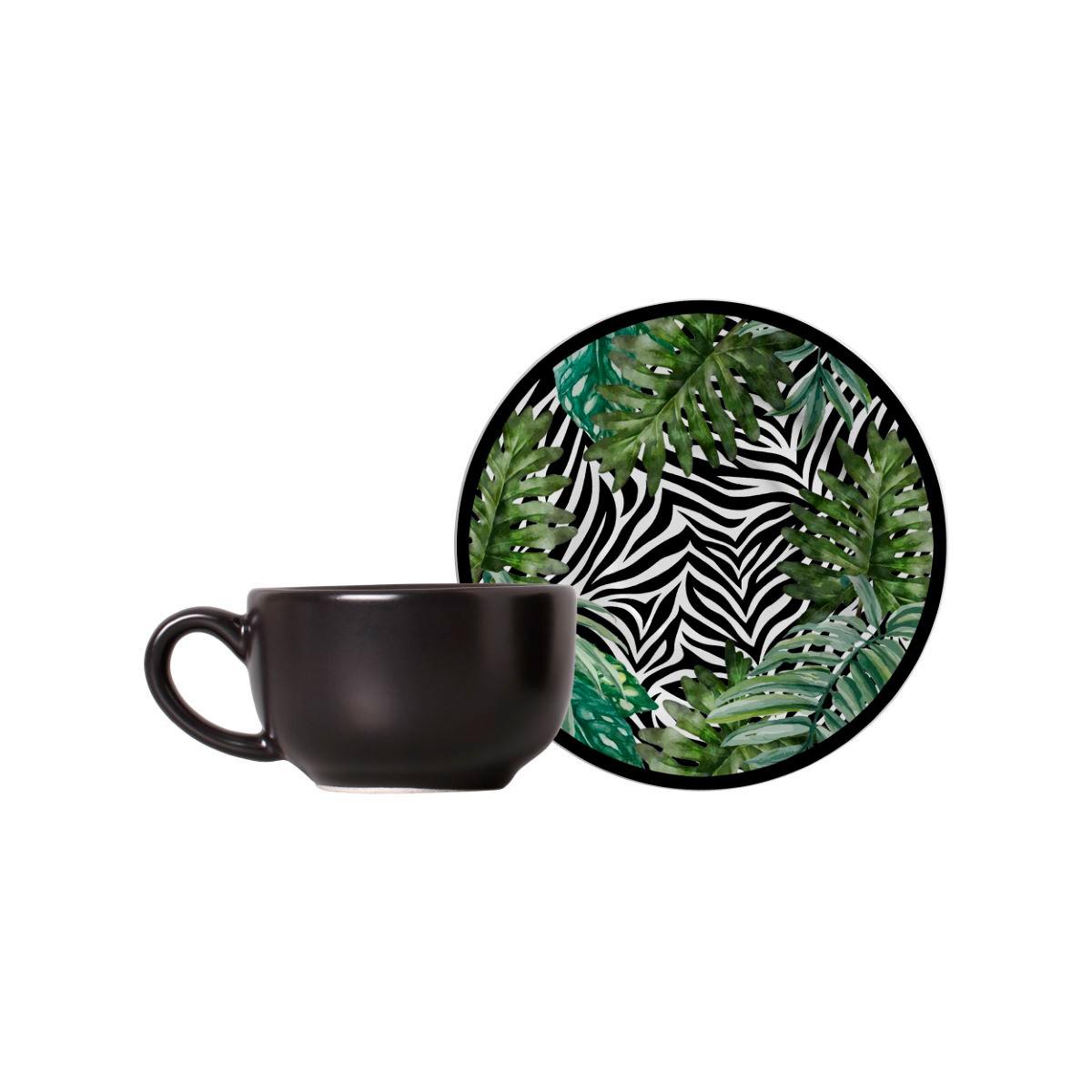 Xícara De Café + Píres Tanzania