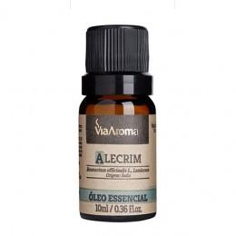 Óleo Essencial Alecrim - Via Aroma - 10ml