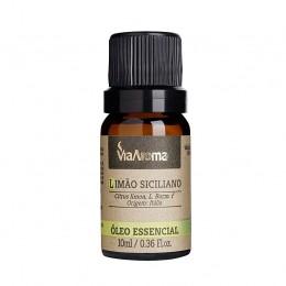 Óleo Essencial Limão Siciliano - Via Aroma - 10ml