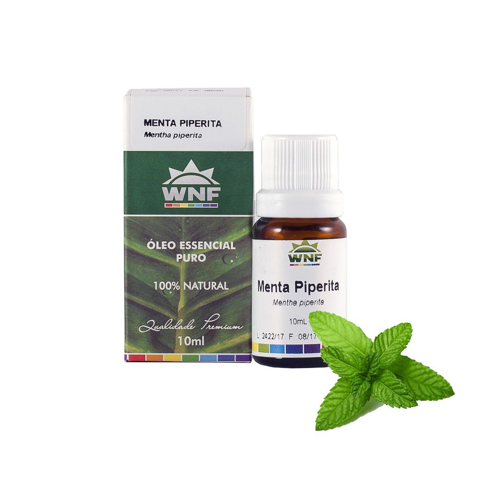 Óleo Essencial Menta Piperita - WNF - 10ML