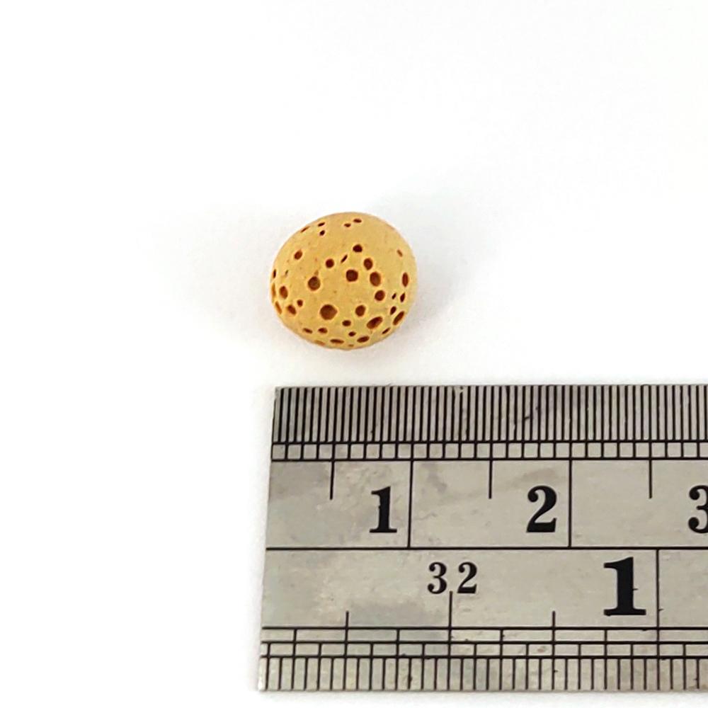 Pedra Vulcânica Para Difusor - Kit com 10 esferas 08mm