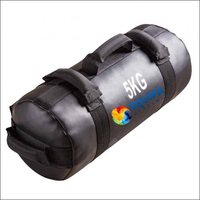 Kit Corda Naval 40MM 05Metros + Sand Bag 05kg