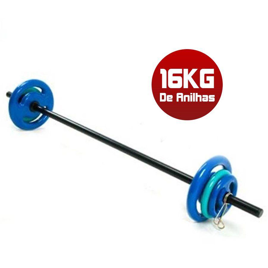 Kit pump 16kg + Step Rigido 98x30x10/15/20