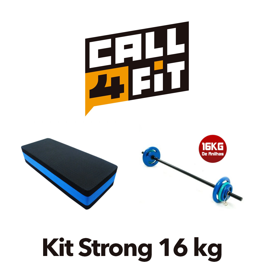 Kit Strong 16kg