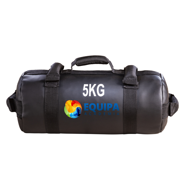 Sand Bag 05kg + Corda Naval 40MM 05Metros
