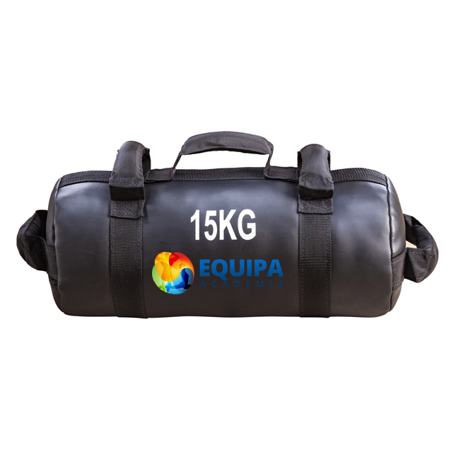 Sand Bag 15kg + Corda Naval 40MM 05Metros