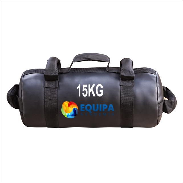 Sand Bag 15kg + Corda Naval 40MM 10Metros