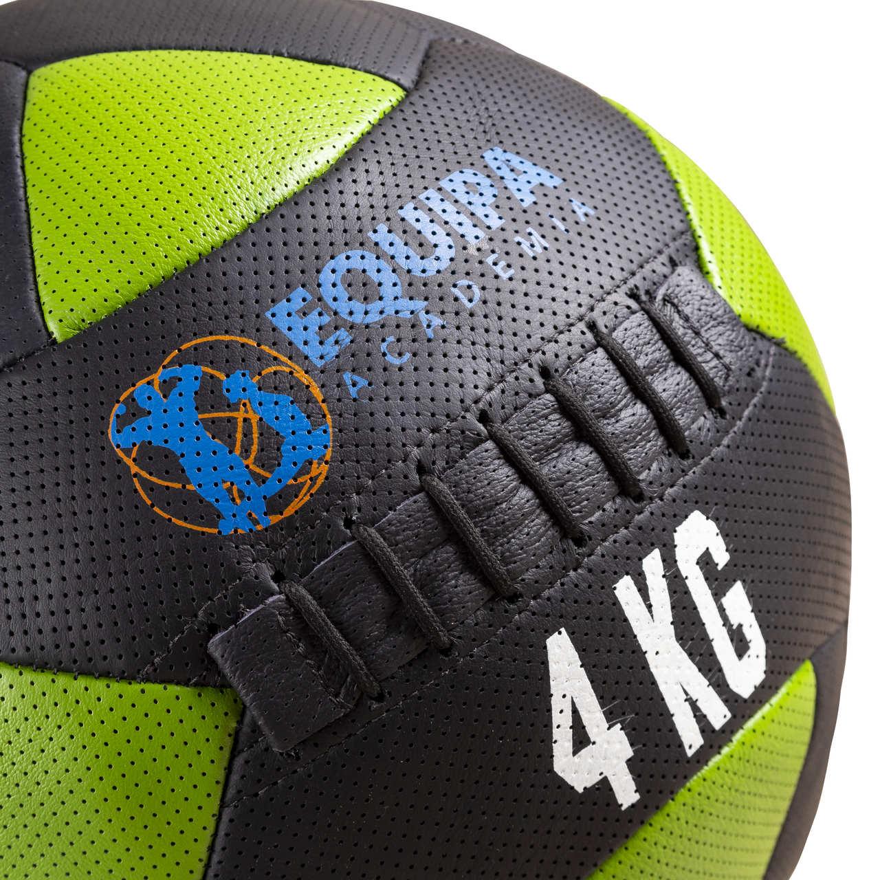 Wall Ball 04KG Couro PAR