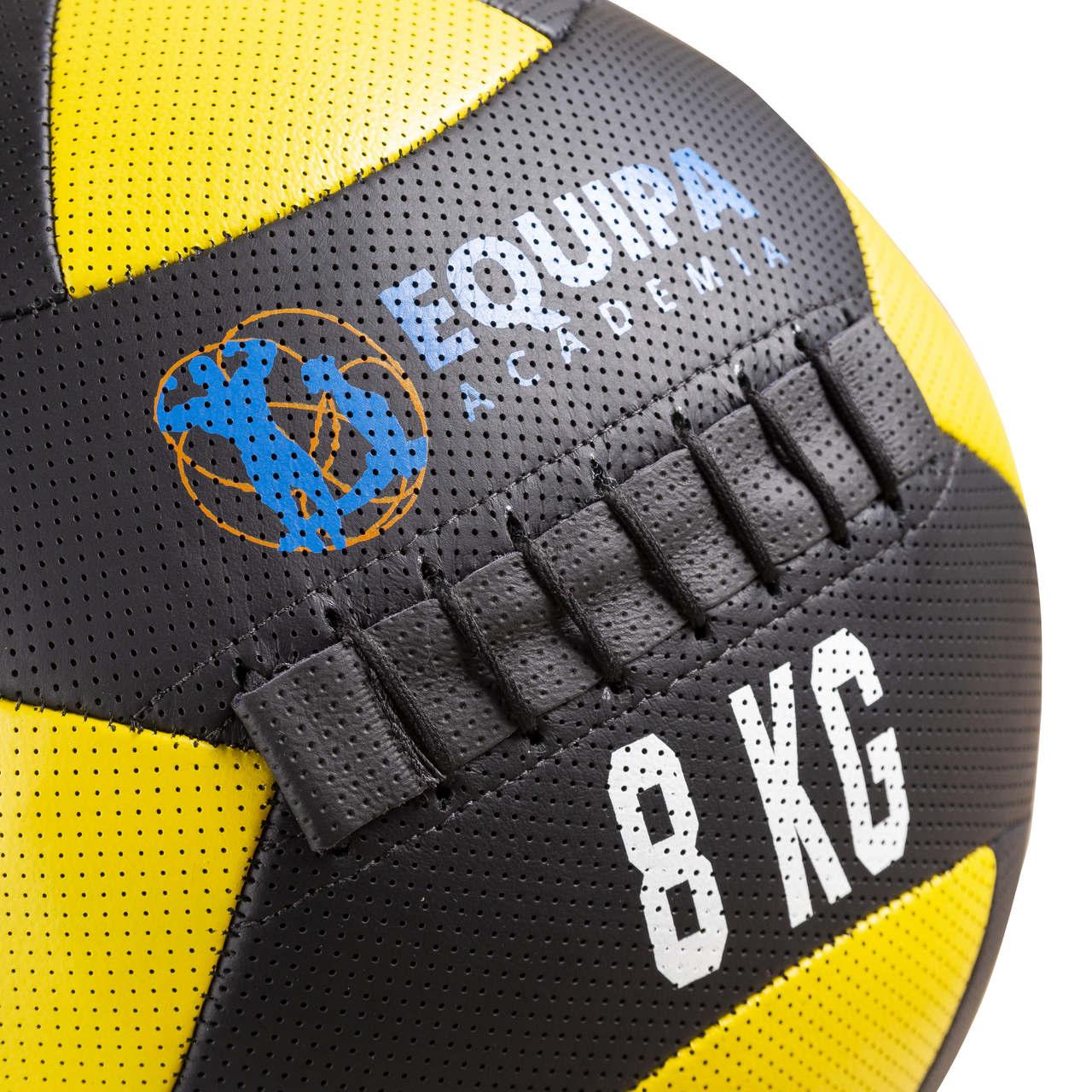 Wall Ball 08KG Couro PAR