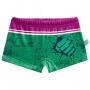 Sunga infantil hulk verde roxa desenhos marvel