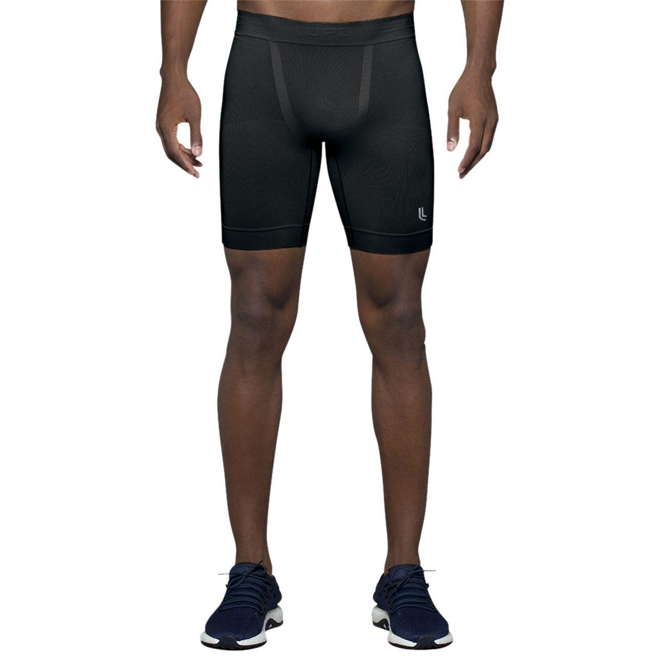 Bermuda cueca termica i max para usar com calça pedal lupo
