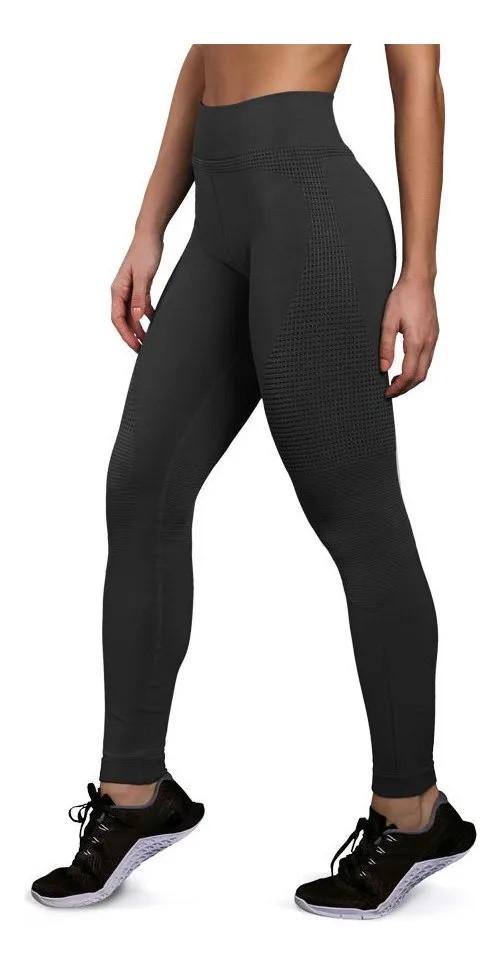 Calça legging feminino shine dry II academia yoga lupo